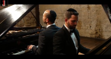 Birkat Houppa – Nati Dorai & Moshe Melki [Music Video]