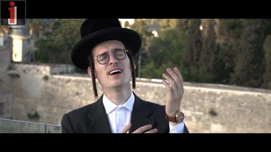 Nachamu – Dudi Knopfler ft. Malchus Choir [OFFICIAL VIDEO]
