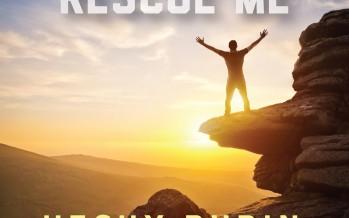 Heshy Rubin – Rescue Me [Official Lyrical Video]