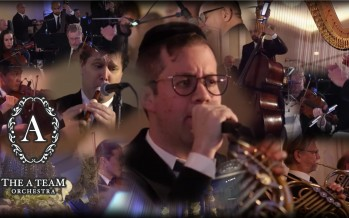 A Fairytale Chupa With Simcha Leiner – A Team Orchestra