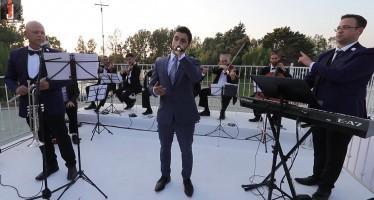 """Itzik Dadya Releases A Special Clip """"Birkat Habanim"""""""
