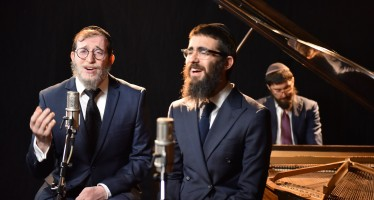 New Single for Rosh Hashana ft. Eli Marcus, Mendi Jerufi, Chony Milecki