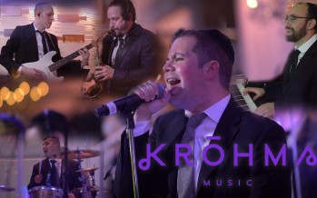 "Simcha Leiner + Krohma Music ""Top-of-the-Charts"""