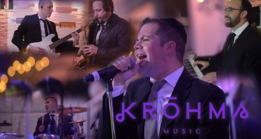 """Simcha Leiner + Krohma Music """"Top-of-the-Charts"""""""