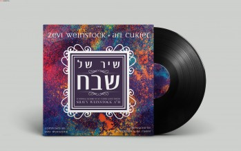 "Zevi Weinstock Releases Debut Single: ""Shir Shel Shevach"" In Memory of His Father"