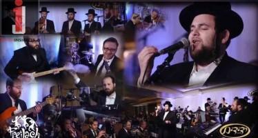 Une'saneh Tokef - Freilach Band ft. Shmueli Ungar & Yedidim Choir