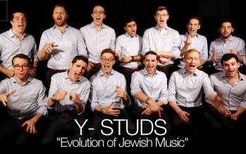 "Y- Studs Present ""Evolution of Jewish Music"""