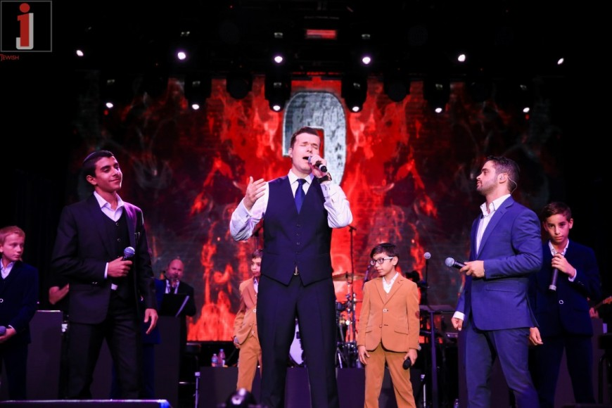The Greatest Jewish Singers Celebrated in New York [Gallery]