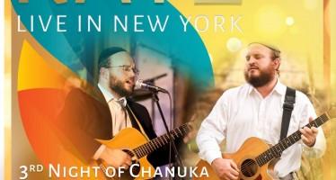 Shlomo & Eitan Katz – Live in New York