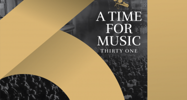 A T.I.M.E. FOR MUSIC 31 – DATE ANNOUNCED