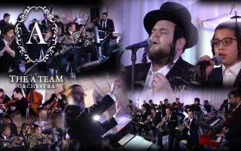 Shmueli Unger & Wonder Child Shulem Saal – Rachamono & Mi Bon Siach – A Team Orchestra