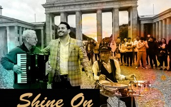 Gad Elbaz and Holocaust Survivor Band Spread Chanukah Joy with Let the Light Shine On