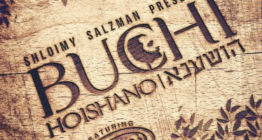 "Shloimy Salzman Presents Buchi Glick ""Hoishano"" – UK in the spotlight AGAIN!"