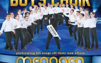 Pre-Chanukah Concert With The New York Boys Choir