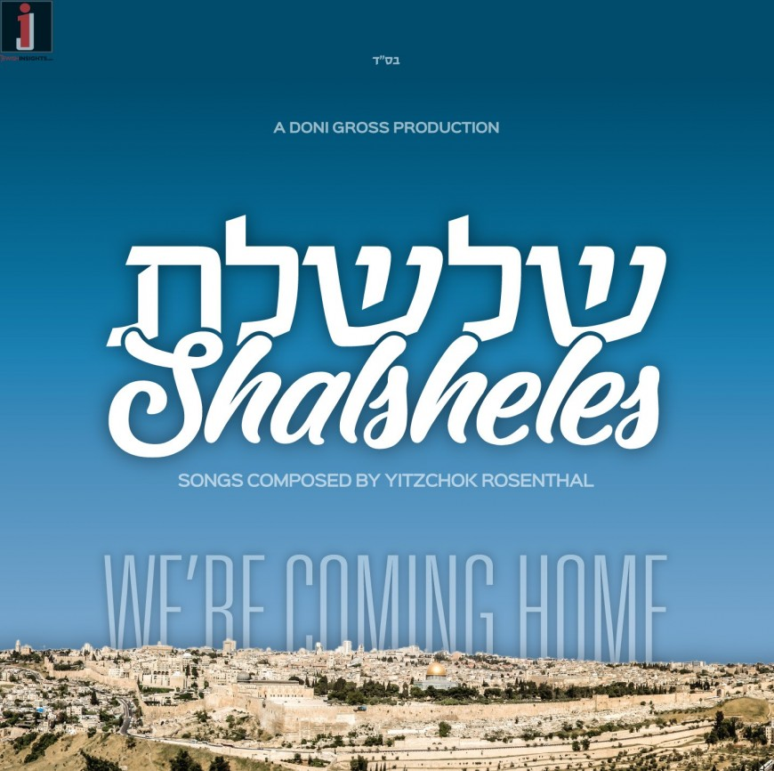 Shalsheles 7 – We're Coming Home [Audio Sampler]