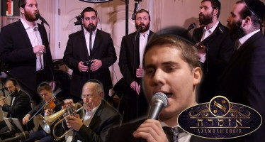 A Magnificent Chupa Starring Uzi Bodner & Azamrah Choir