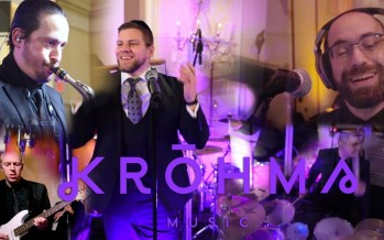 """Hayom"" ft. Mordechai Shapiro + Krohma Music"
