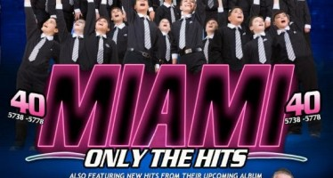 THE MID-WINTER VACATION CELEBRATION! MIAMI BOYS CHOIR IN MIAMI JAN 25