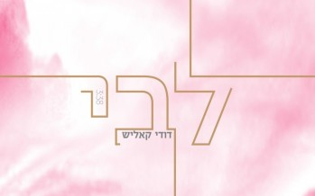 """LIBI"" The First Single Off Dudi Kalish's Longly Awaited Debut Album"