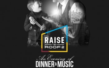 RAISE THE ROOF 2 – An Evening of Dinner & Music with Yaakov Shwekey