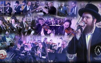 Shloime Daskal – Shir Hashalom – Song of Peace – A Team Orchestra – Lev Voices
