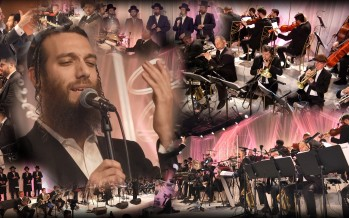 'Kiddish' Live @ The Rechnitz Wedding – A Team & Shira Orchestra LA – Beri Weber & The Shira Choir