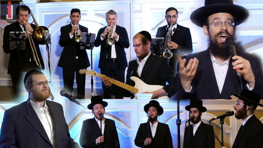 MBD Disco Medley – Yidi Gross feat. Yisroel Werdyger & Lev Choir