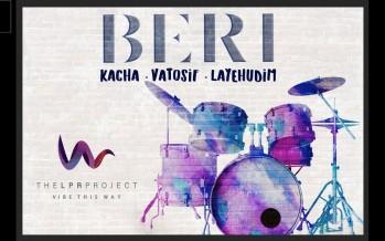 Beri and The LPR Project   Kacha – Vatosif – Layehudim (Live)