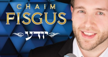 "Chaim Fisgus Releases His Debut Single ""Yodeah"""