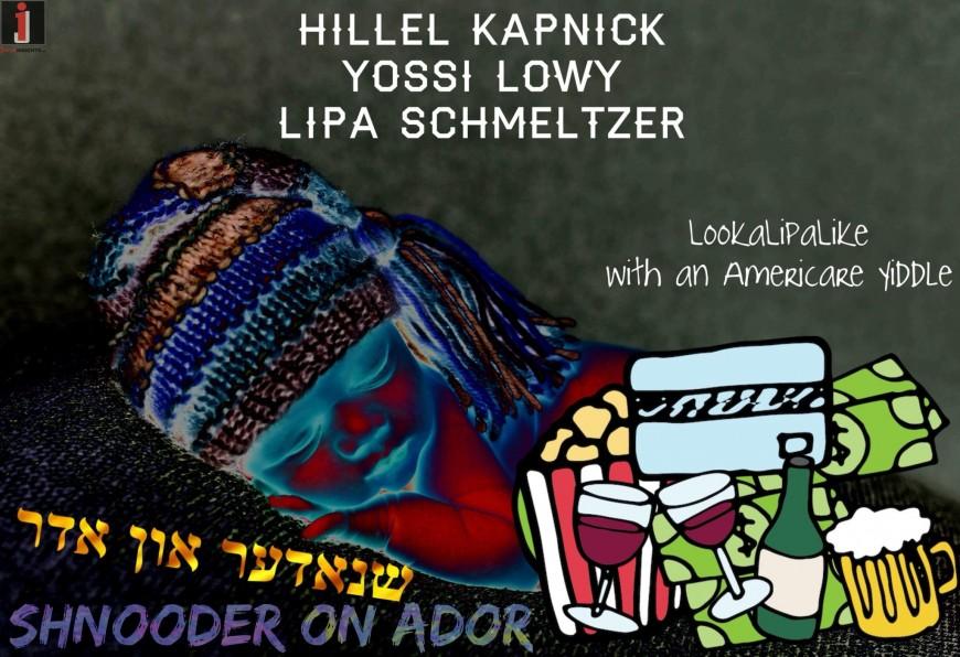 """""""Shnooder In Adar"""" The Second Single From LokkaLipaLike"""