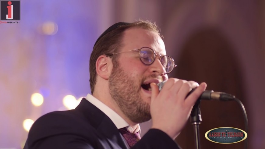 Yitz Henkin Sings a Stirring Medley an Aaron Teitelbaum Production