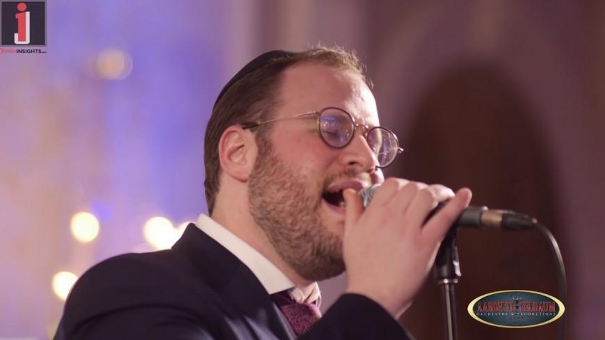 Yitz Henkin Sings a Stirring Medley an Aaron Teitelbaum Production