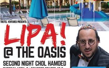 Treitel Ventures Presents: LIPA! @ The Oasis