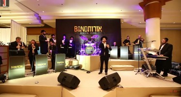 "The Orot Band Presents: ""Lomir Machen Kiddush"" With Sruly Lipschitz & Malchus"