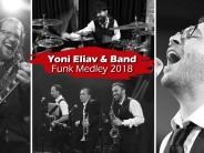 Yoni Eliav   Funk Medley 2018
