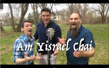 Am Yisrael Chai – Shir Soul Jewish a cappella – Israel's 70th