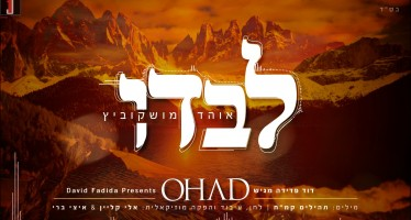 "Ohad Moskowitz With A New Single ""Levado"" [Lyrical Video]"