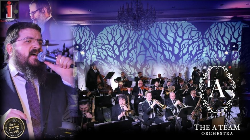 Avraham Fried English Medley – Feat. Benny Friedman, The Shira Choir & The A Team