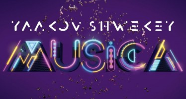 "Yaakov Shwekey With His 10th Album ""MUSICA"""