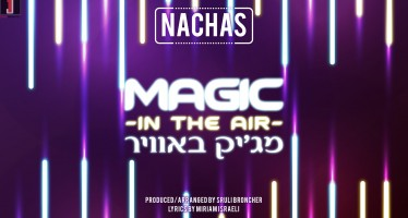 "Dance With The New Rythmic Single ""Magic In The Air"" From NACHAS"