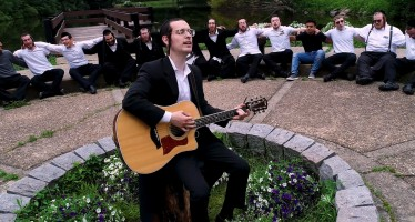 "Dudi Knopfler ""Ven A Yiddele Beit/ווען א אידעלע בעהט"" Unplugged Acoustic Music Video"