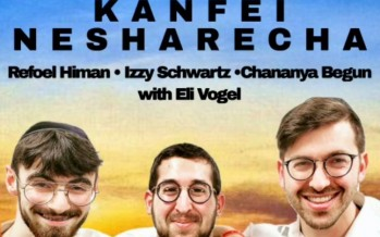 Beautiful Song & Message For This Weeks YTI Erev Shabbos Release