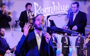 IN THE AIR! Kornblue Production ft. Menachem Moskowitz, Zemiros