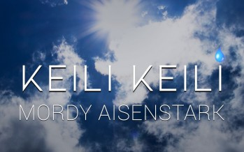"Mordy Aisenstark Releases His Debut Single ""Keili Keili"""