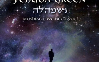 Yehuda Green – Neshamele – Moshiach, We Need You! – AUDIO PREVIEW