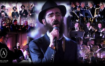 Mordechai Ben David Nostalgia Medley – The A Team Feat. Eli Marcus & Lev Choir