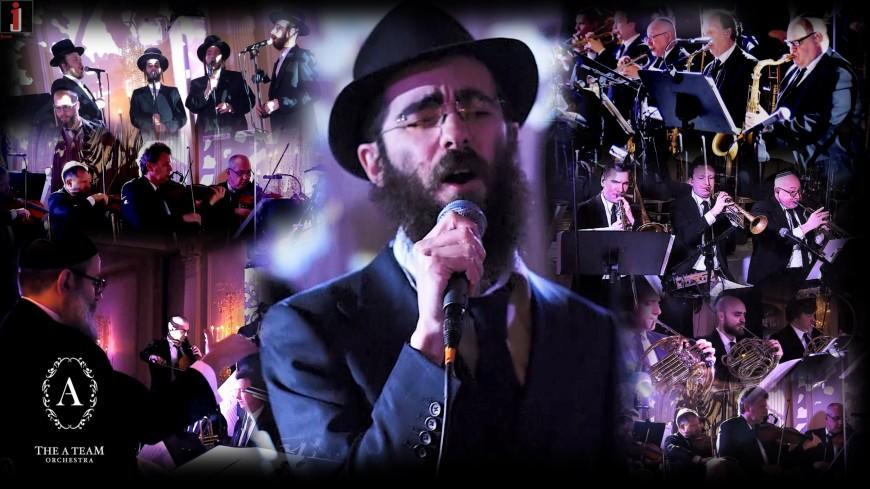 Mordechai Ben David Nostalgia Medley – The A Team Feat. Eli Marcus & Lev Choir