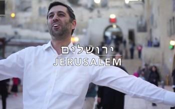 Ari Goldwag – Yerushalayim – A Cappella