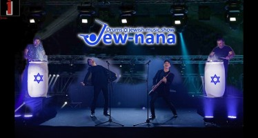 JEW-NANA – Drums & Jewish Music Show