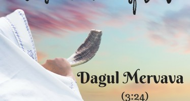 "New Single From Baruch Naftel – ""Dagul Mervava"""